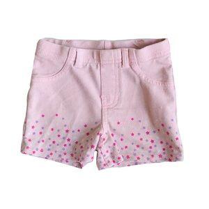 Garanimals Pink Shorts 12mo